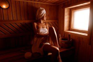 Wpływ sauny na urodę
