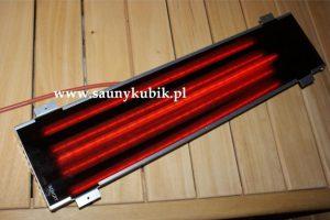 Promiennik do sauny infrared, jaki wybrać?