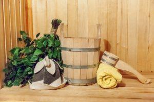 Jak zaparzać witki do sauny?